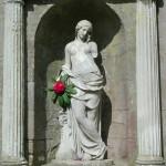 femeie antica privilegiata